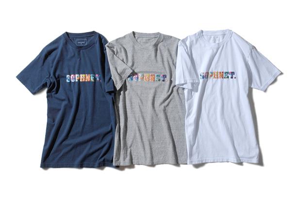 SOPHNET. 2010 Spring/Summer Logo T-shirts