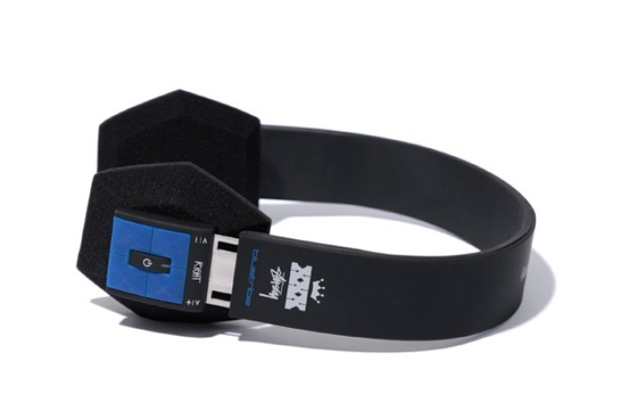 Stussy x bluetribe 30th Anniversary Bluetooth Head Set