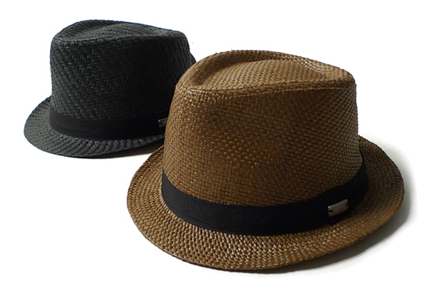 Stussy Natural Straw Fedora