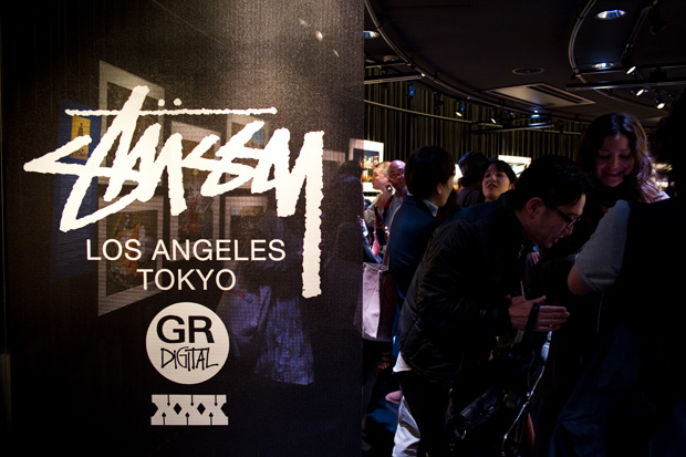 Stussy x Ricoh GR Digital III Artist Project Exhibition Recap