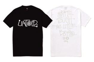 Untold x Stussy XXX 30th Anniversary T-shirt