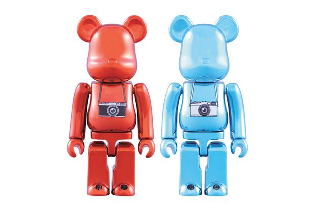 SUPER TOKYO x Medicom Toy 100% Bearbrick Set