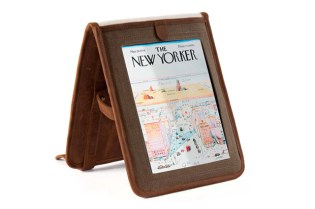 Temple Bags iPad Case