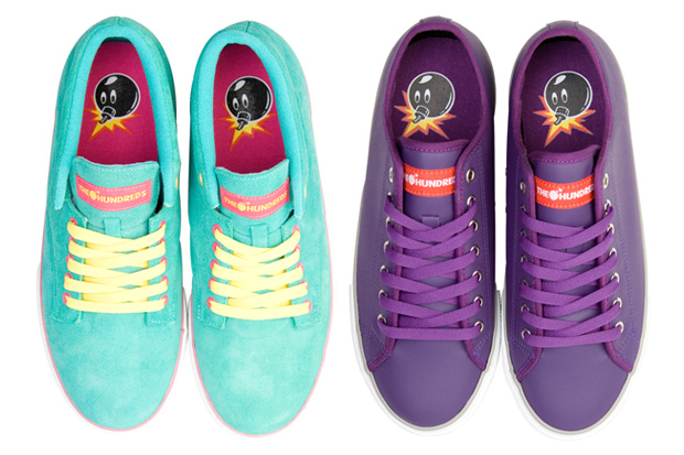The Hundreds 2010 Summer Footware Collection