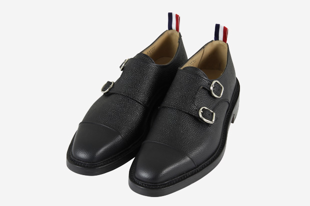 Thom Browne 2010 Spring/Summer Collection Monkstrap Shoes