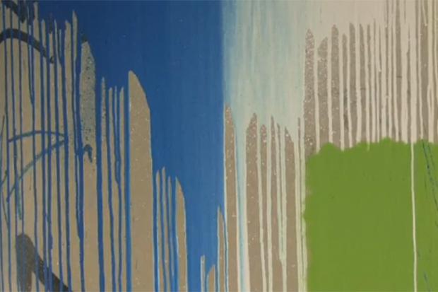 """Turmkunst 2010 by Craig """"KR"""" Costello"""