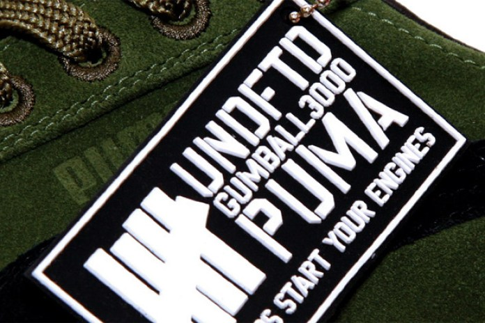 Undefeated x PUMA x Gumball 3000 Sneaker Preview