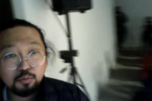 Takashi Murakami on USTREAM
