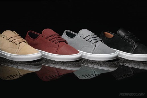 Vans 2010 Fall/Winter Versa Collection Preview