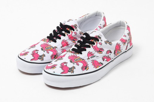 "Vans 2010 Spring/Summer Collection ""Vanosaur"" Pack"