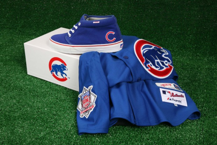 Vans Vault x MLB Chicago Cubs Chukka LX for St. Alfred