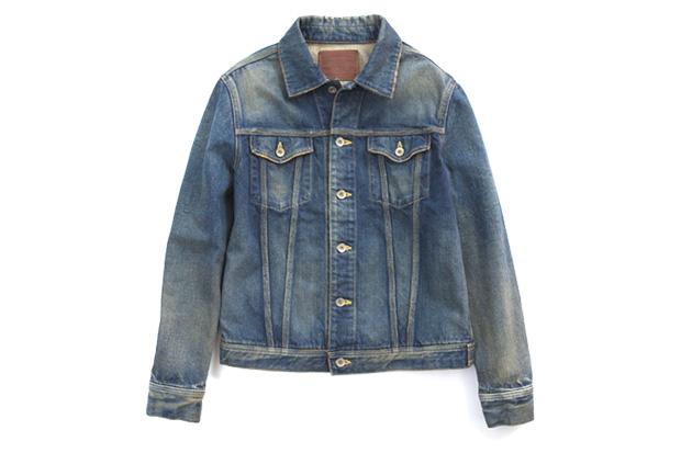 VICTIM 2010 Spring/Summer Denim Jacket