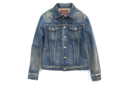 VICTIM 2010 Spring/Summer Denim Jacket