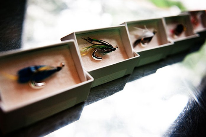 visvim Fish Lure Brooch