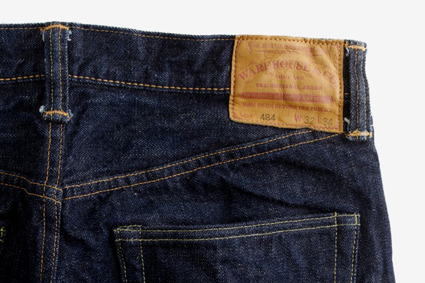 J. Crew x Warehouse Denim