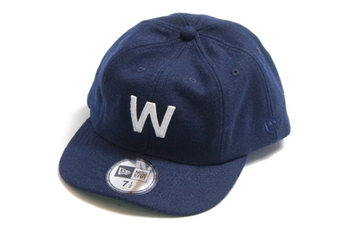 Waste(twice) Panel B.B Cap by New Era