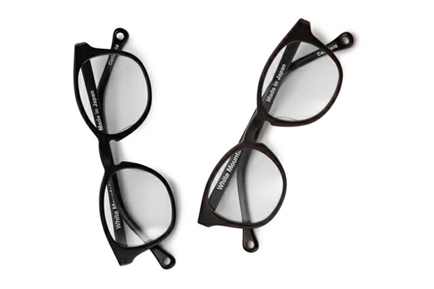 White Mountaineering 2010 Spring/Summer Eyewear
