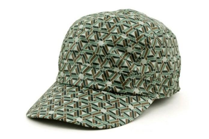 White Mountaineering Geometric Sports Cap