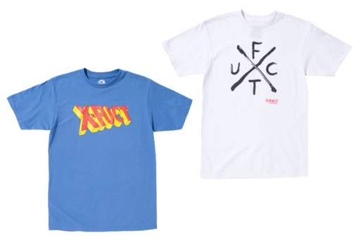 X-FUCT 2010 Spring/Summer Tees