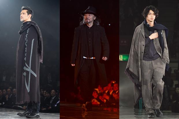 Yohji Yamamoto 2010 Fall/Winter Collection