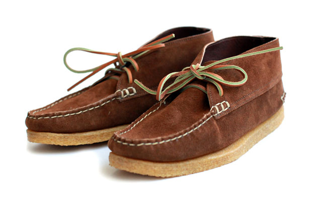 Yuketen 2010 Spring/Summer Collection Sport Chukka