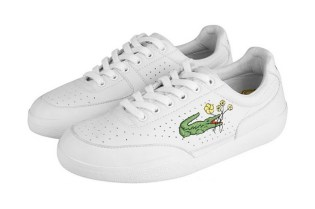 10 Corso Como x Lacoste Dash Sneakers