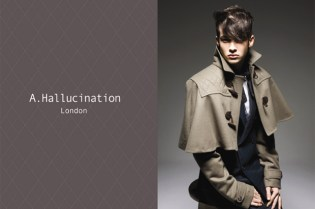 A. Hallucination 2010 Fall/Winter Lookbook