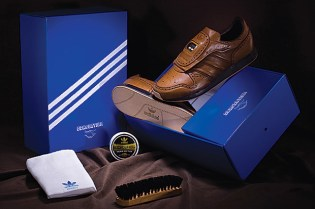 adidas Consortium Micropacer Brogue