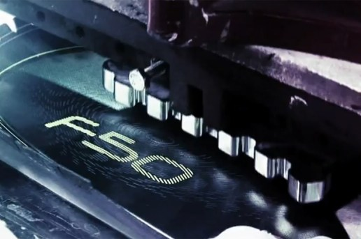 The Making of the adidas F50 adizero
