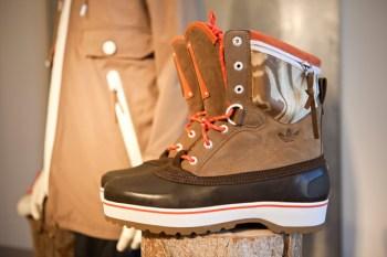 adidas Originals x Burton 2010 Fall/Winter Collection Preview