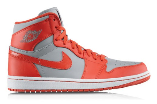 Air Jordan 1 Wolf Grey/Spice