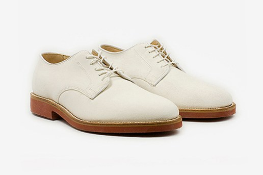 Alden for BLACKBIRD: Charles Leo Gebhardt IV Unlined Buck