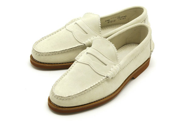 Atlantic Works for BEAMS PLUS Loafer