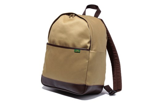 A Bathing Ape Canvas Backpack