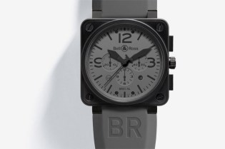 Bell & Ross Instrument BR01-94 Commando