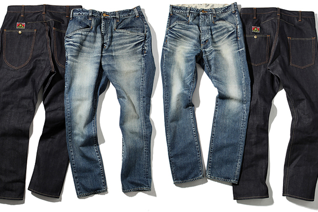 Ben Davis Projectline 2010 Spring/Summer Denim Collection