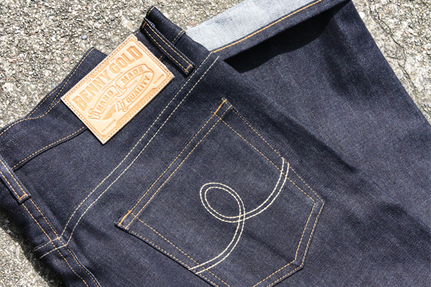 Benny Gold Selvage Denim