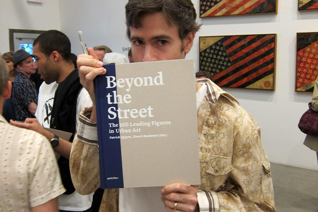 Beyond the Street NY Book Launch @ Deitch Projects