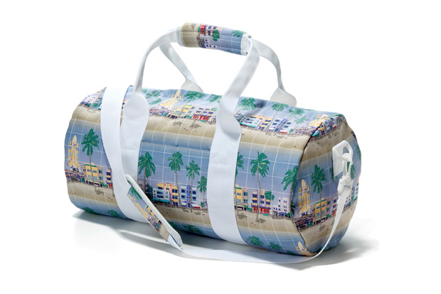 "Billionaire Boys Club ""Miawaiian"" Duffel Bag"