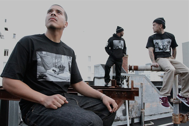 "Black Scale 2010 Spring/Summer ""The Tenderloin Project"" Collection Part 2"
