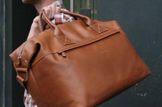 Calabrese Medium Lipari Overnight Bag