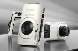 Canon IXUS 300 HS White Edition