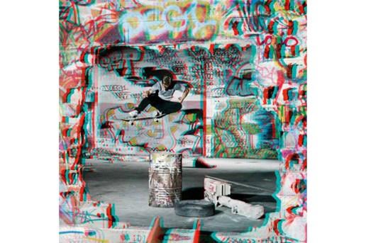 Carhartt presents Skateboarding 3D by Sebastian Denz