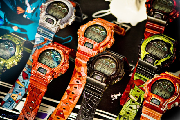 Casio G-Shock x Koeurelé Collection