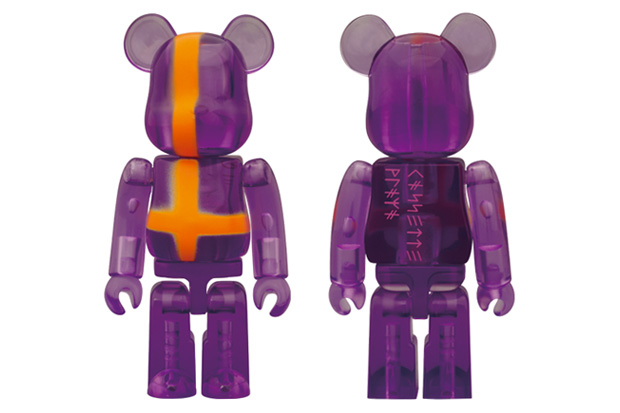 Cassette Playa x Medicom Toy 100% Bearbrick