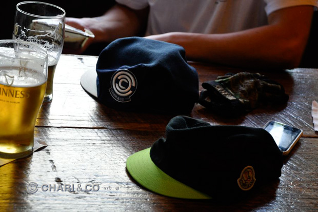 Chari & Co. NYC Cycling Caps