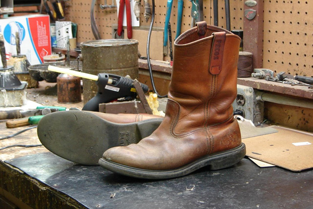 Chris Bray: Re-soled the Red Wing Way