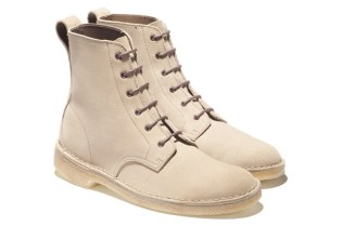 Clarks Originals Desert Mali Boot