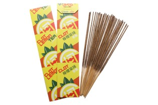 "CLOT x Kuumba ""Lemon Tea"" Incense"