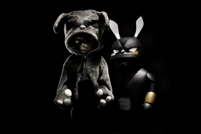"Coarsetoys ""False Friends"" Series – Blackout Edition"
